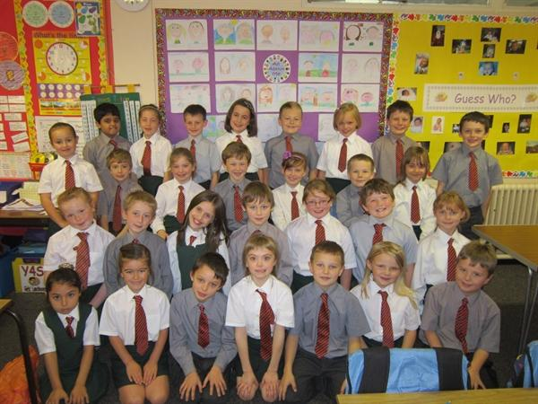 Such a handsome class!