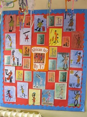 Tapa - African Art