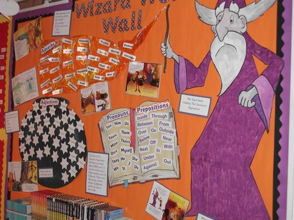 Wizard Wow Wall