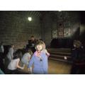 Dancing at C.H.E.T.