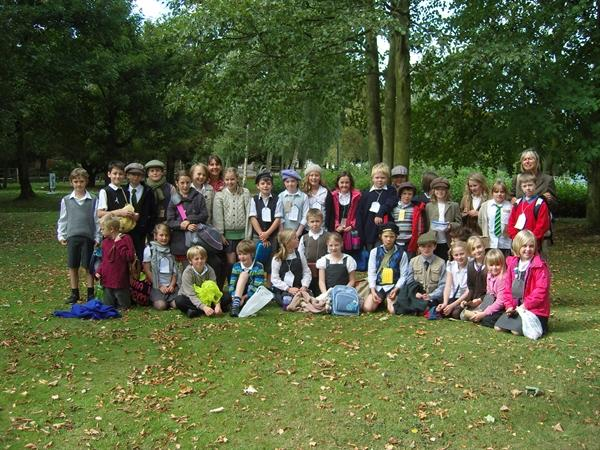 Our Day As Evacuees