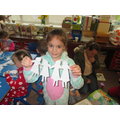 making doll paper chains
