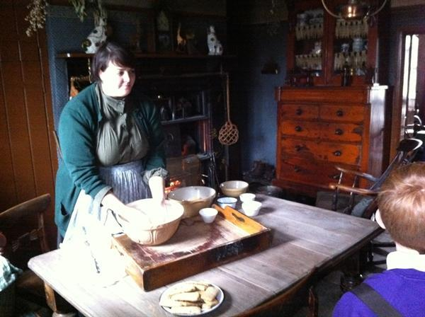 Beamish - Pit Village (Oct 2013)