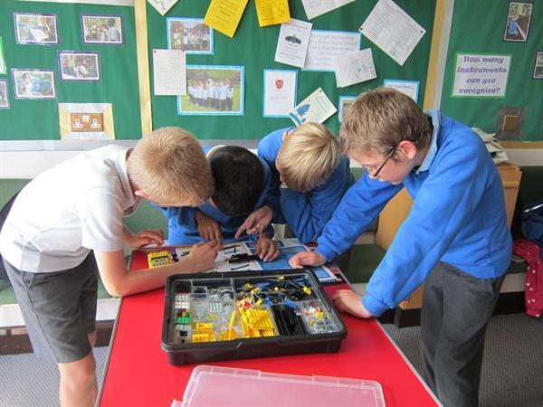 Lego Technology Club