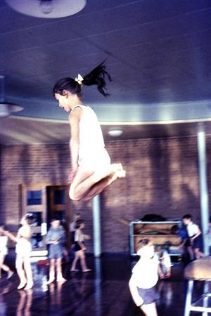 Elaine B - Indoor PE