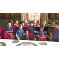 Visiting Hampton Court
