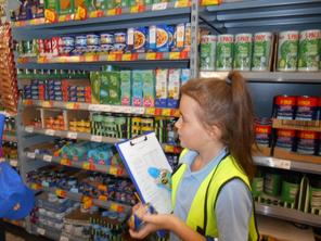 June 2014 - Asda shopping experience - Year 6 4