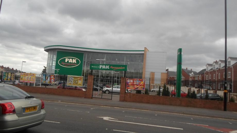 Our favourite PAK Supermarket!