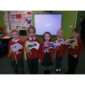 Look at our dragons.