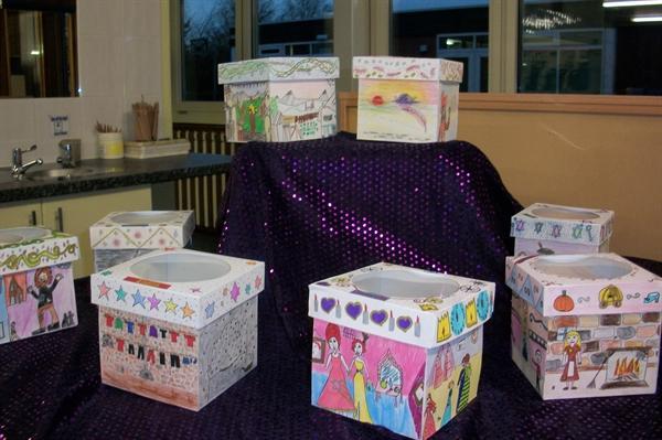 Christmas boxes 2011