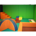 New sensory soft play area