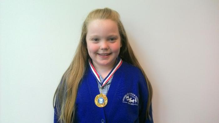 Emily - Trampolining - 10th position