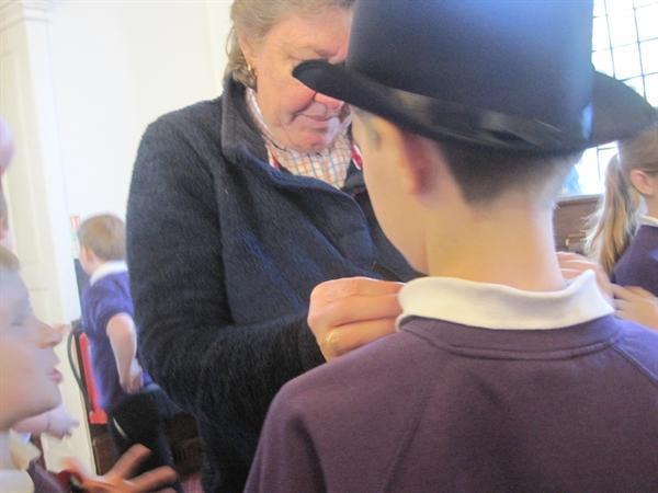 Rydal Church Visit (Nov 13)
