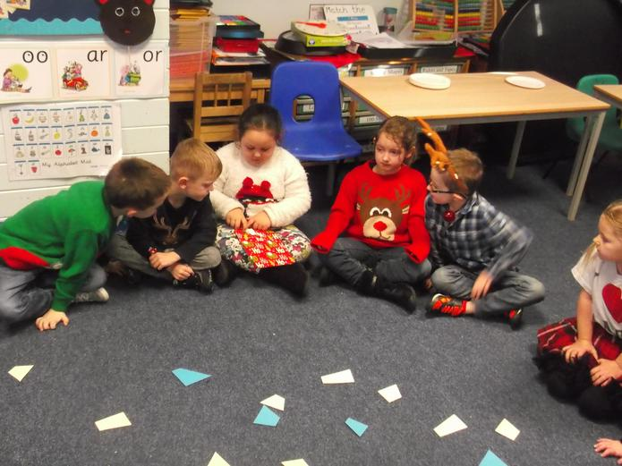 Christmas party games!