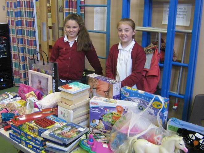 PTA children's car boot sale