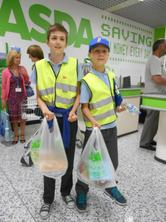 June 2014 - Asda shopping experience - Year 6 9