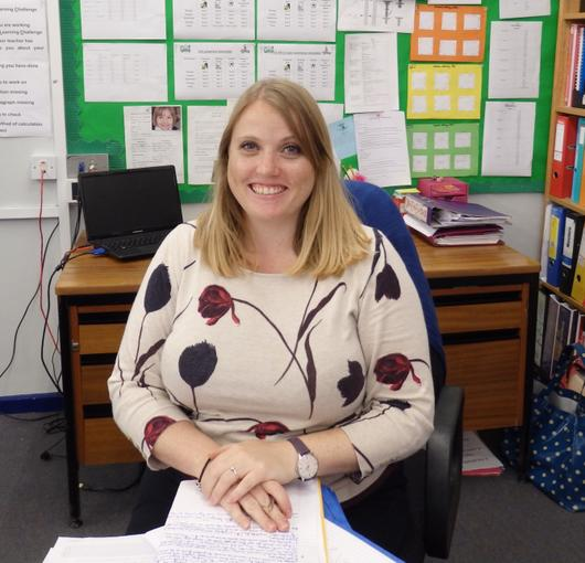 Miss Goodenough- Deputy Head