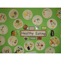 Learning what makes a healthy meal. 2009-2010