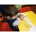 Using books to retell a story