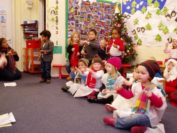 Christmas Sing-a-long.