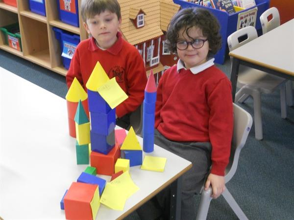 We have worked hard on 3d shapes
