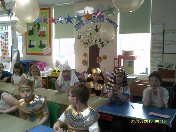 Egyptian Banquet