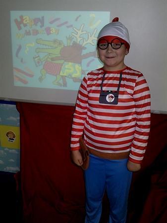 World Book Day - Where's Wally