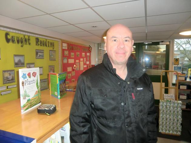 Tony Coxon - Site Manager