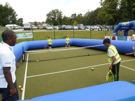 June 2014 - Aegon Classic Tournament  (Years 4, 5 and 6) 5