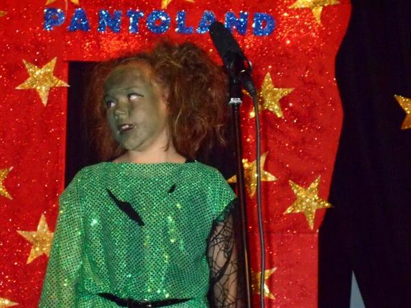 Panto Pandemonium 2013