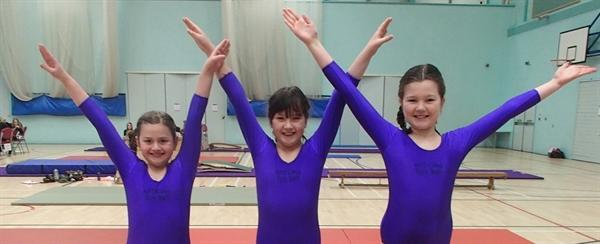 Y5&6 Gym Team (Mar 13)