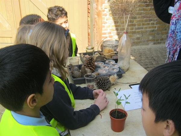 Visit to Chiswick House