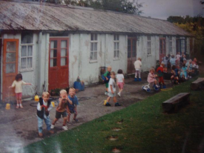 Old Nursery Building 1994