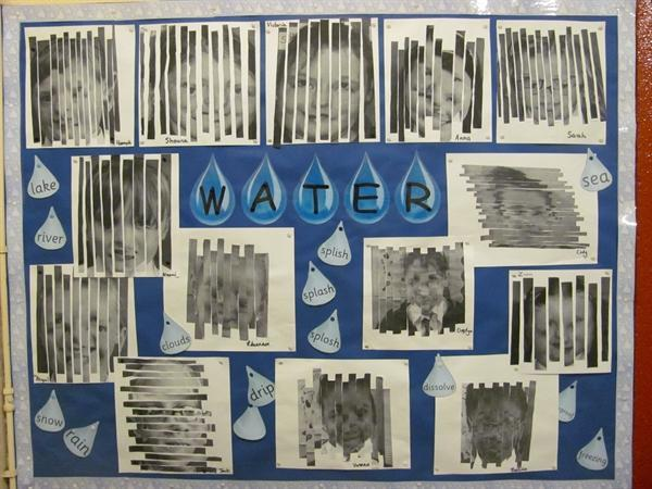 Y5 has been learning about ' Water '.