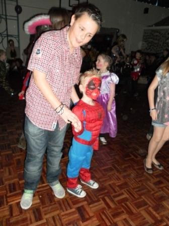 Help for Heroes Buddy Disco