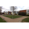 The school has spacious grounds and a secure Reception outdoor area