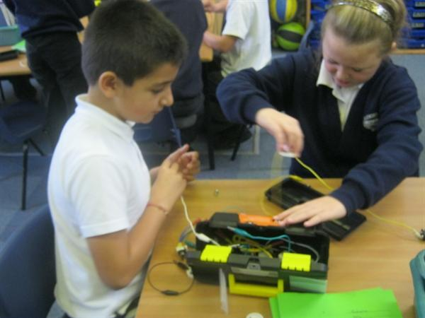 Experimenting With Electrical Circuits