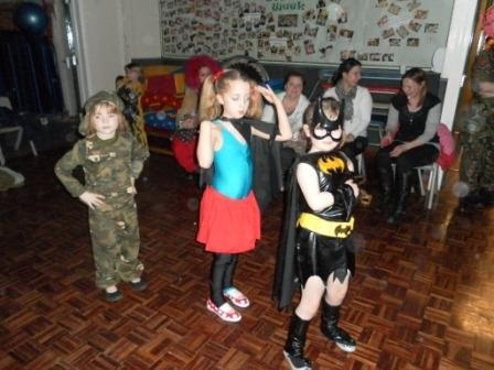 Help for Heroes Disco Years 1-3