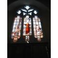 Inside Eglwys Santes Tegla, Llandegla