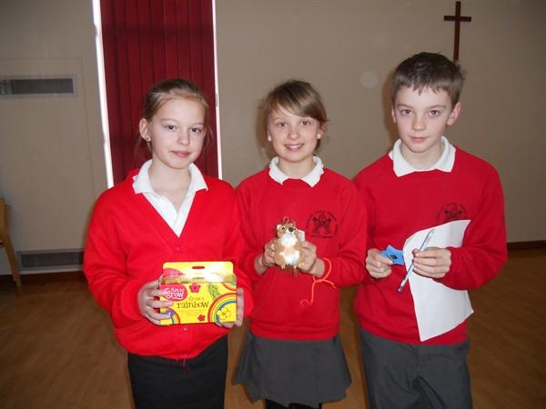 Eco Competition Winners Class Four