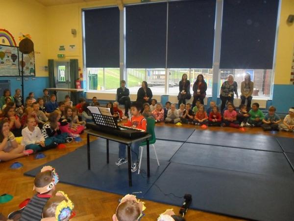 Children in Need Talent Show