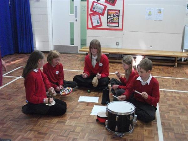 Mrs Appleton's Class Music