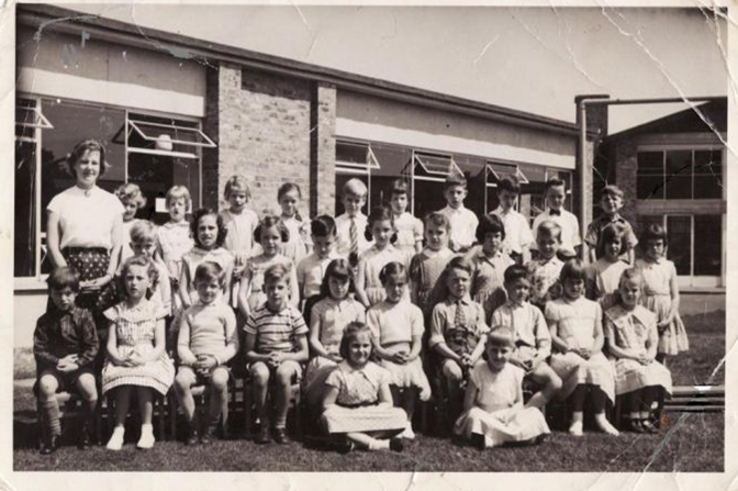 Hereward Infants' Class