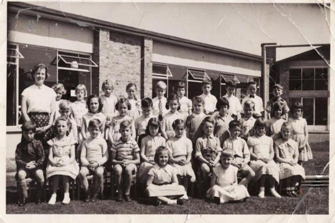 Hereward Infants' Class