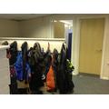 KS1 Cloak room
