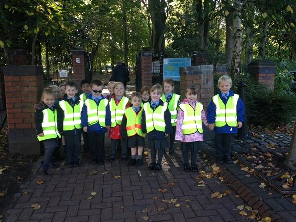 We enjoyed an Autumn walk to the Botanic Gardens