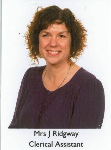 J Ridgway, School Secretary