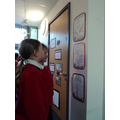 Reading the Year 6 poems.