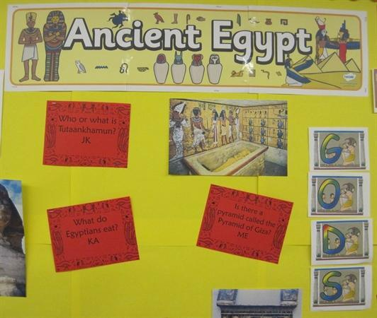 Egyptians display 2