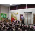 SNAG led assembly